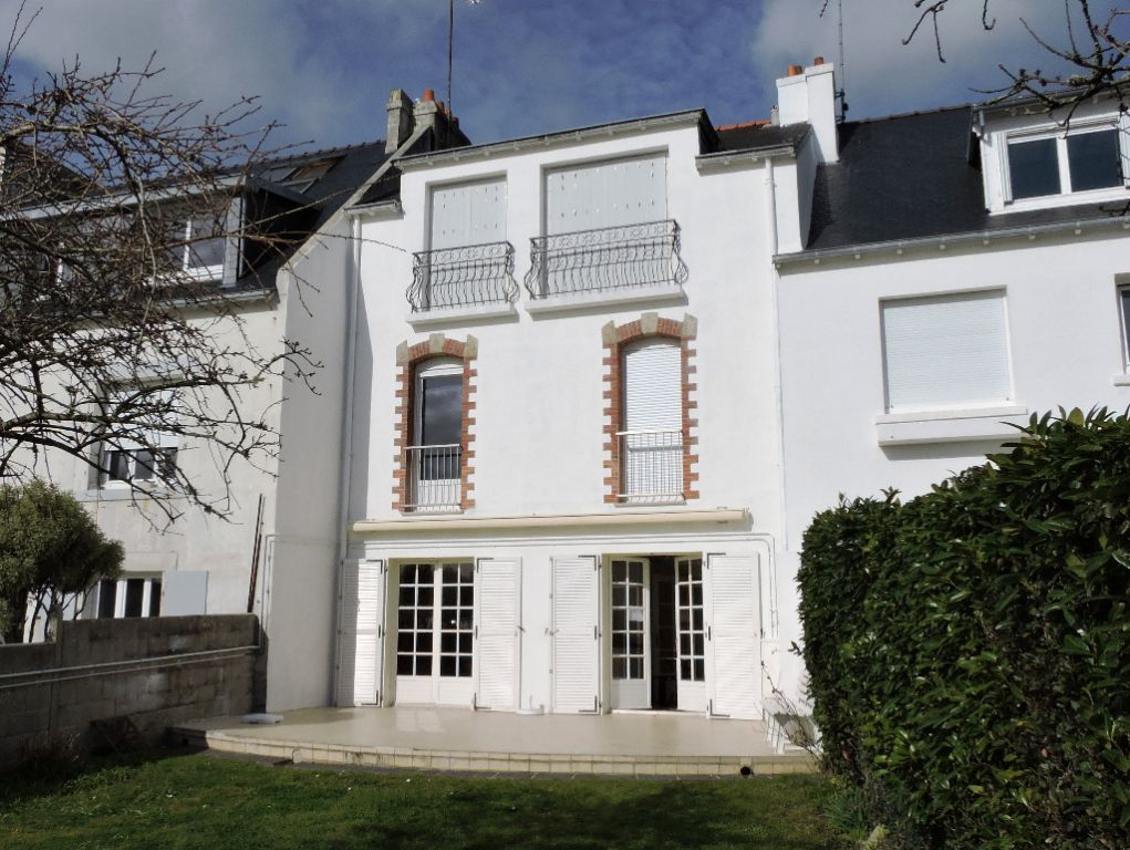 Immobilier concarneau a vendre vente acheter ach for Agence de location maison